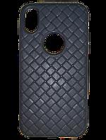Чехол накладка Elite Case для Iphone X\Xs Черный