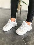 Кроссовки мужские Nike M2K Tekno White, фото 3