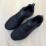 Кроссовки мужские Nike Air Presto черные клетка, фото 6
