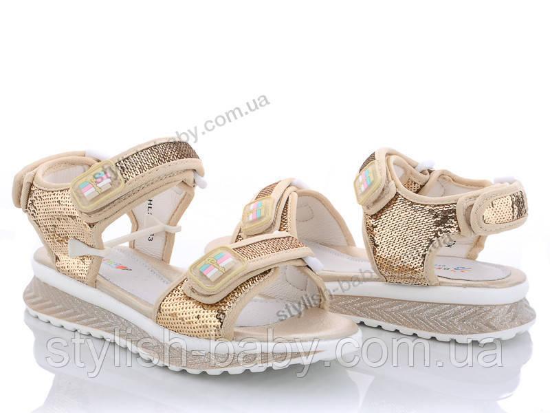 Детская летняя обувь оптом. Детские босоножки 2020 бренда Kellaifeng - Bessky для девочек (рр. с 32 по 37)