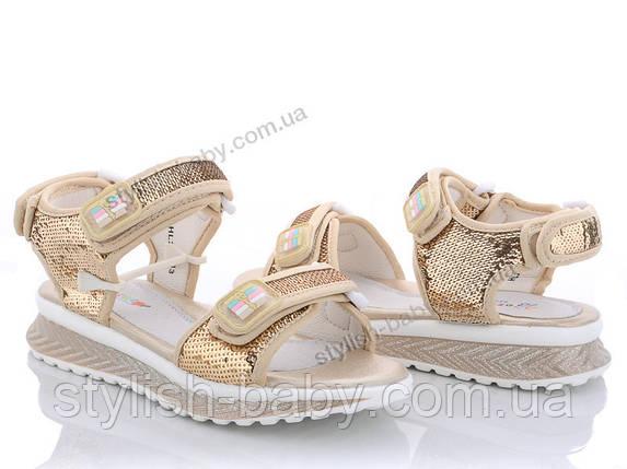 Детская летняя обувь оптом. Детские босоножки 2020 бренда Kellaifeng - Bessky для девочек (рр. с 32 по 37), фото 2