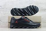 Мужские кожаные кроссовки Jordan ; (Код: K 9  ) ►Размеры [40,41,42,43,44,45], фото 5