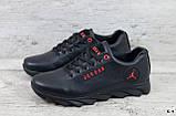 Мужские кожаные кроссовки Jordan ; (Код: K 9  ) ►Размеры [40,41,42,43,44,45], фото 6