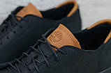 Мужские кожаные кеды Timberland ; (Код: 030 чер  ) ►Размеры [40,41,42,43,44,45], фото 6