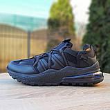 Мужские  кроссовки Nike Air Max 270 Bowfin чёрные, фото 3