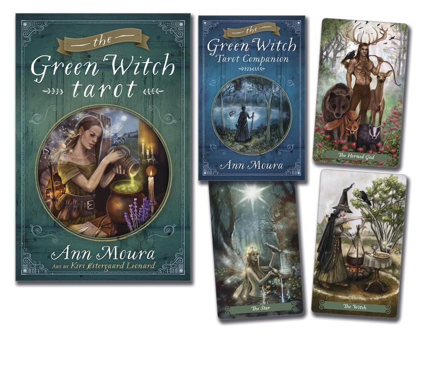 The Green Witch Tarot/ Таро Зелёной Ведьмы