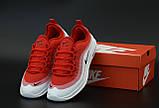 Кроссовки мужские Nike Air Max Axis красные, фото 3