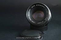 Chinon auto 55mm f1.7  M42, фото 1