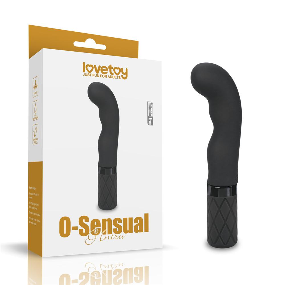 Вибратор O-Sensual G Intru