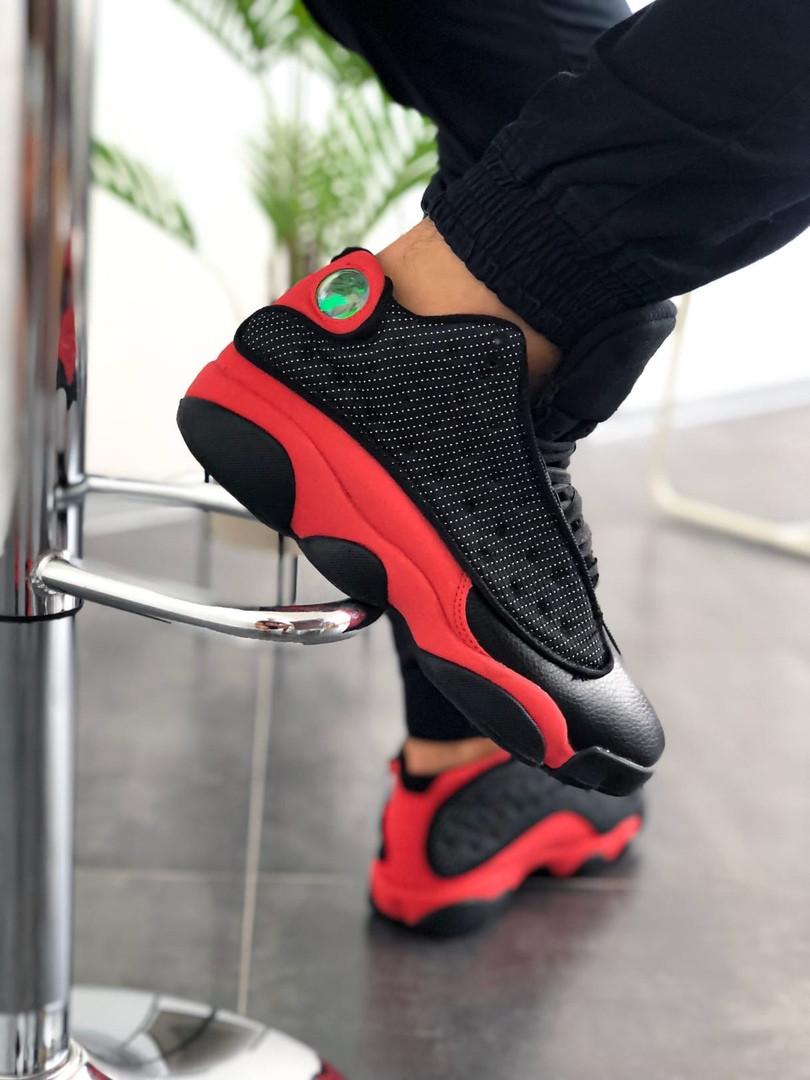 "Мужские кроссовки Nike Air Jordan 13 ""Black/Red"""