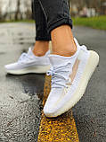 Кроссовки Adidas Yeezy Boost 350 V2  Адидас Изи Буст В2  ⏩ (36,37,39), фото 8