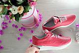 Женские кроссовки кожаные весна/осень красные Onward 212, фото 6