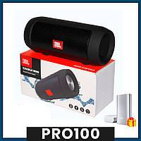 Беспроводная колонка JBL Сharge 2 / Портативная Bluetooth колонка + Powerbank 10400 mah в Подарок