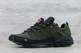 Мужские кожаные кроссовки Merrell ; (Код: М-4 хаки  ) ►Размеры [40,41,42,43,44,45], фото 2
