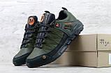 Мужские кожаные кроссовки Merrell ; (Код: М-4 хаки  ) ►Размеры [40,41,42,43,44,45], фото 5