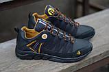 Мужские кожаные кроссовки Merrell ; (Код: М-4 ч/ж  ) ►Размеры [40,41,42,43,44,45], фото 4
