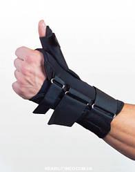 Ортез для фиксации лучезапястного сустава и большого пальца ТУТОР-6КВ* UNI