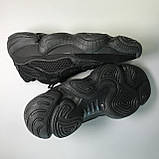 Кроссовки Adidas Yeezy Boost 500 Full Black, фото 4