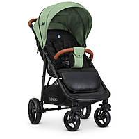 Коляска детская ME 1024 X4 MOSS GREEN прогулочная Гарантия качества Быстрая доставка