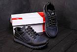 Мужские кожаные кроссовки New Balance Clasic Blue, фото 7