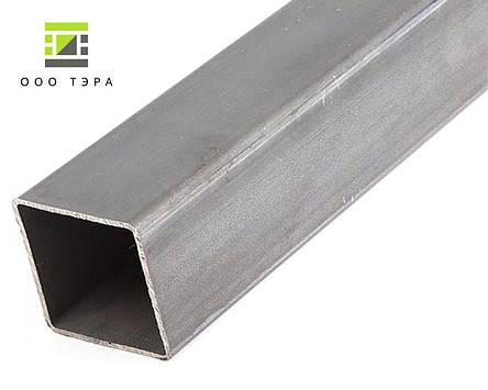 Профиль квадратный труба 40 х 40 х 2 мм стальная ГОСТ 8639-82, фото 2
