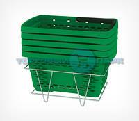 Подставка/накопитель для корзин стационарный