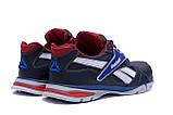 Мужские кожаные кроссовки Reebok Street Style Blue ;, фото 6