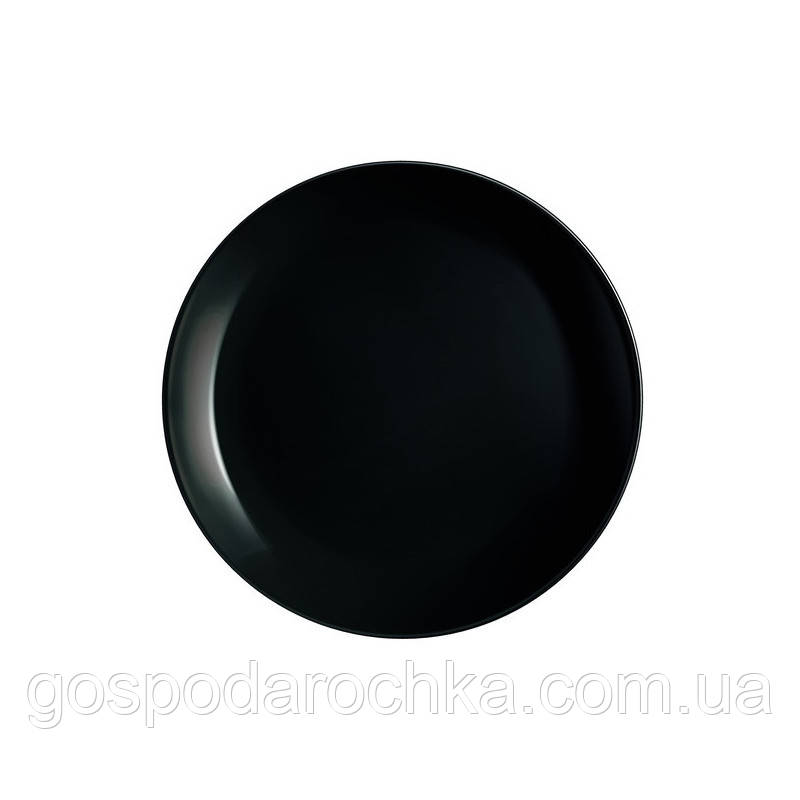 Тарелка суповая 20см Luminarc Diwali Black P0787