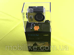4К Екшн камера Eken H9R(З пультом) 4k Wi-Fi Black Original