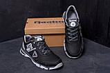 Мужские кожаные кроссовки Reebok Tech Flex Grey ;, фото 8