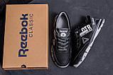 Мужские кожаные кроссовки Reebok Tech Flex Grey ;, фото 10