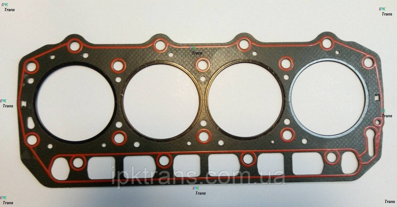 Прокладка головки двигателя YANMAR 4TNE94 асбест
