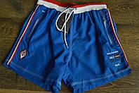 5040-Мужские шорты пляжные Paul Shark 2020-Синий. Купальные., фото 1