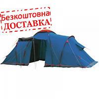 Палатка кемпинговая четырехместная Sol Castle 4 (SLT-014.06)