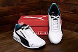 Мужские кожаные кроссовки Puma Mersedes Amg Petronas ;, фото 10