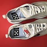 Кроссовки Nike Air Max 97 White x OFF-White, фото 8