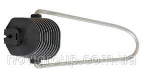 Натяжний затиск Н28 для самонесучого круглого кабелю