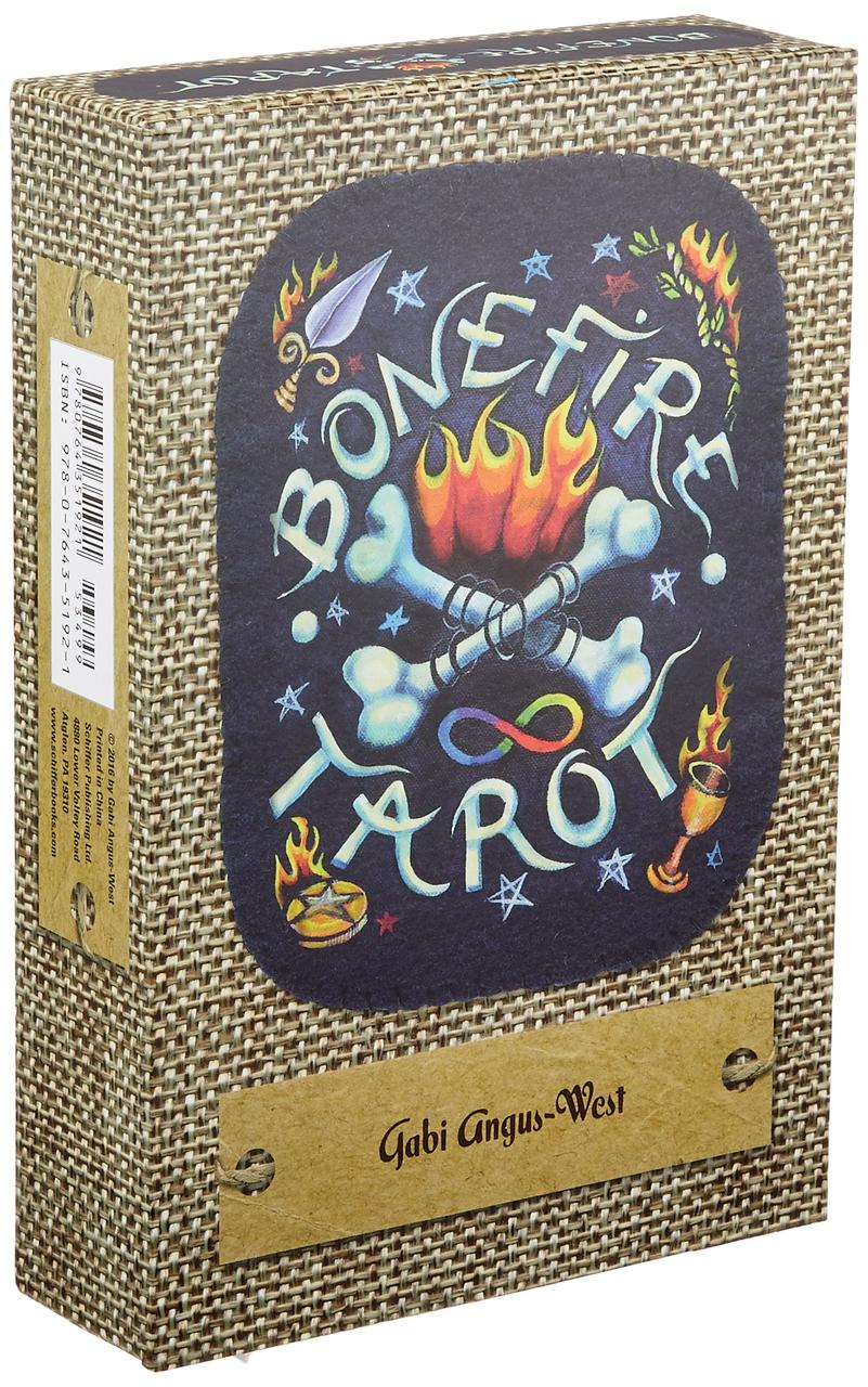 Bonefire Tarot/ Таро Огненных Костей