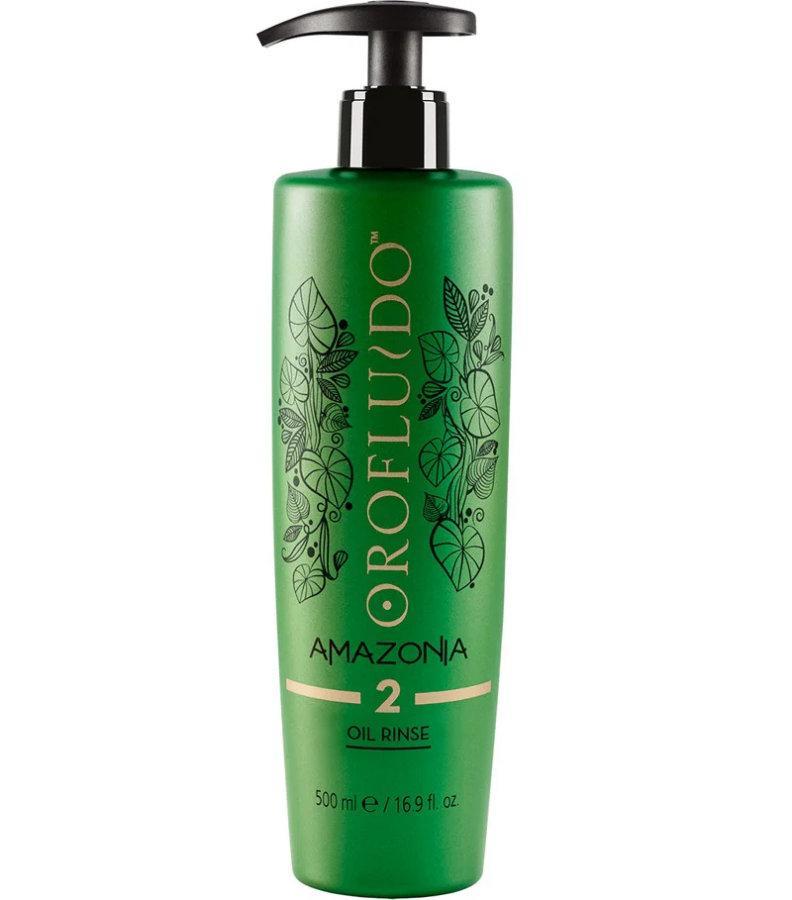 Orofluido Amazonia Step 2 - Oil Rinse - Очищающее средство, 500 мл
