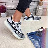 Кроссовки женские Adidas Yeezy Boost  30784 ⏩ [ 37.39.40 ], фото 7