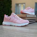 Кроссовки женские Adidas NEO розовые, фото 2