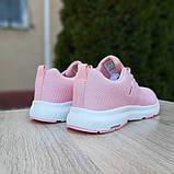 Кроссовки женские Adidas NEO розовые, фото 4