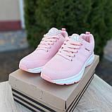 Кроссовки женские Adidas NEO розовые, фото 7