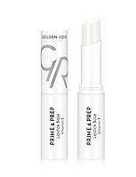 Праймер для губ База (основа) під помаду Golden Rose Prime & Prep Lipstick Base 3 g Оригінал