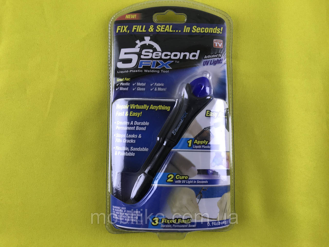 Горячий клей 5 Second Fix UTM