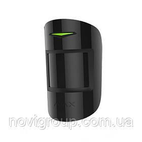 ¶Бездротовий датчик руху c радіочастотним скануванням Ajax MotionProtect Plus black