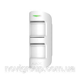 ¶Бездротовий вуличний датчик руху Ajax MotionProtect Outdoor білий