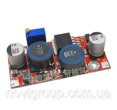 Силовий модуль постійного струму XL6009 DC-DC, 20W, фото 2
