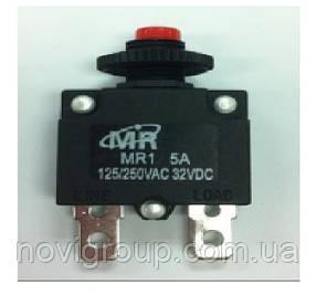 Термічний запобіжник MR1 ST-1 скидання захисту WP-01 6A, Q50