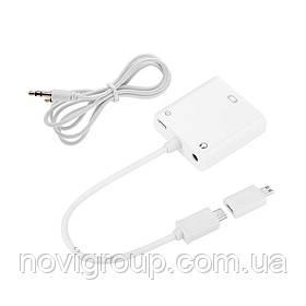 Конвертер MHL for S2 на VGA 10см, White, 4K/2K, BOX